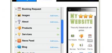 cPanel e goMoby insieme: siti web per dispositivi mobile
