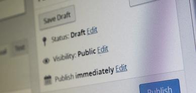 7 passi per migliorare le pagine statiche su WordPress