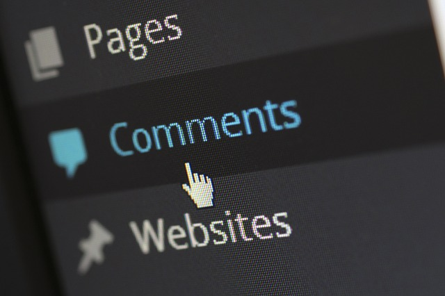 commenti wordpress