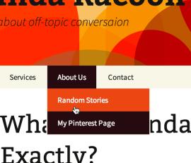 Come creare e sfruttare i menu personalizzati di WordPress
