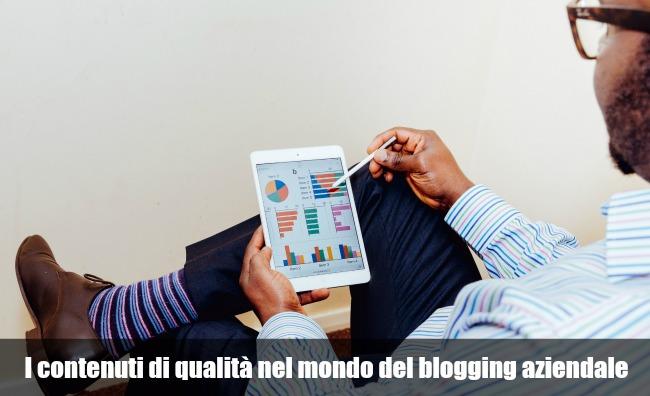 contenuti blog