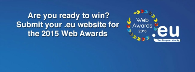 .Eu Web Awards: acquista un dominio con lo sconto del 50%