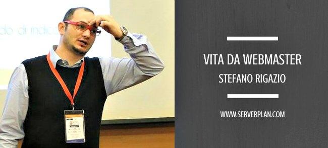 Vita da Webmaster: intervista a Stefano Rigazio