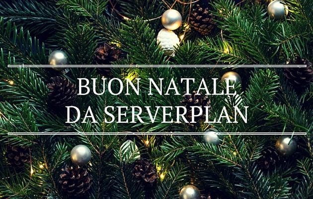 Buon Natale (e un piccolo regalo) da Serverplan