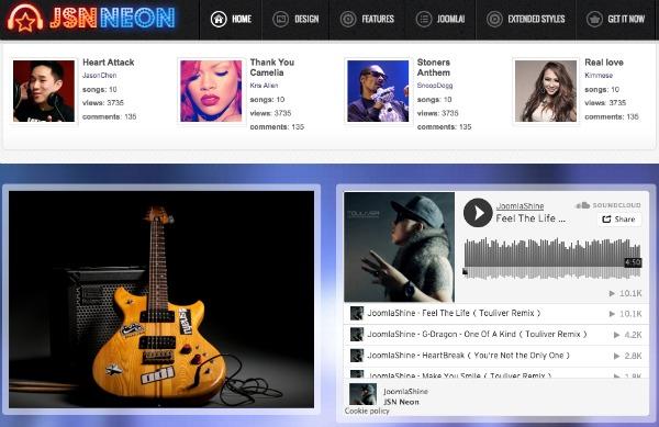 JSN Music