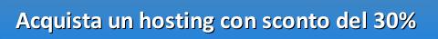 hosting offerta