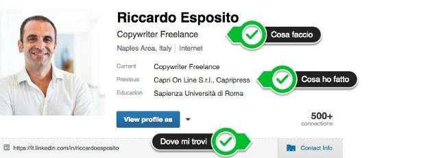 Come migliorare il profilo LinkedIn