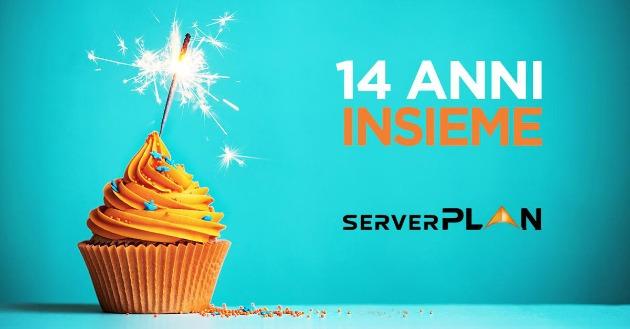 compleanno serverplan