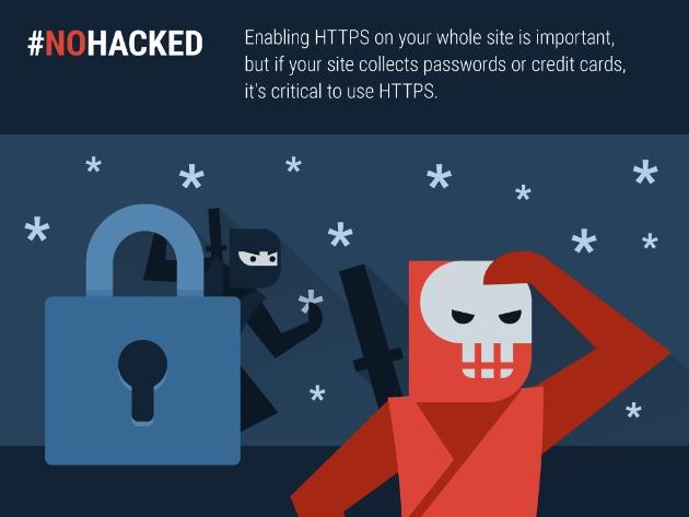 Chrome 56: siti non sicuri se chiedono dati senza HTTPS