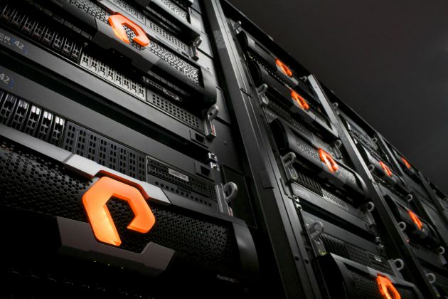 Storage Flash: per VPS e cloud Serverplan puntiamo su Pure Storage