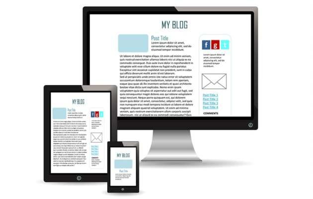 blog aziendale interno