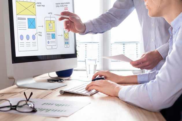 6 programmi per progettare e creare siti web
