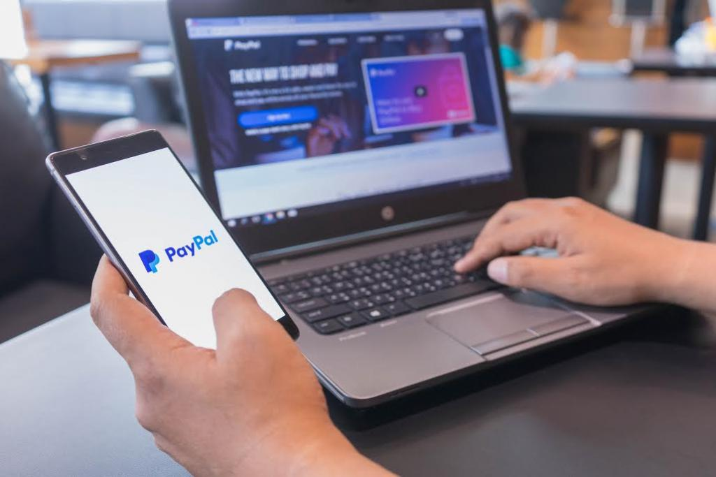 Pagamento Paypal