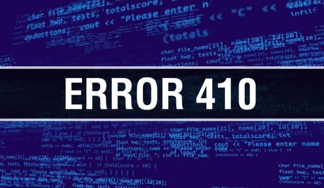 Status code 410 (gone): cos'è e come si usa