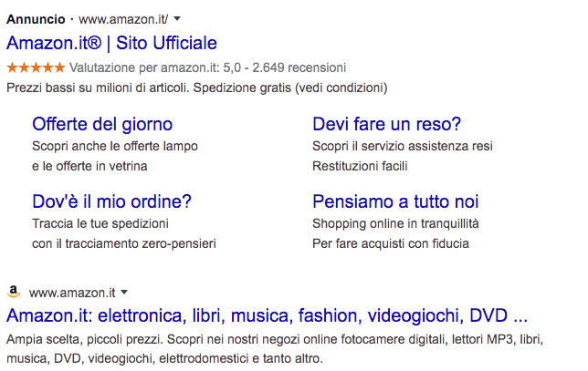brand protection su google