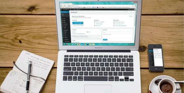 Come creare un'intestazione senza link nel menu WordPress