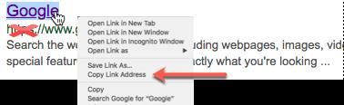 rimozione contenuti obsoleti google