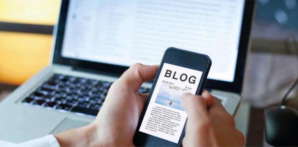 Come e perché aprire un blog