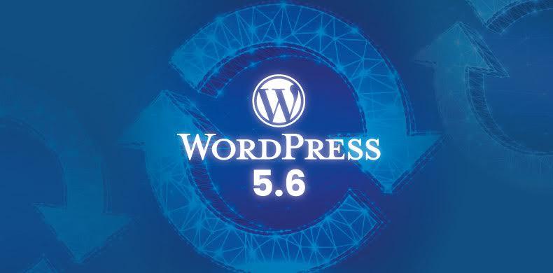 Da WordPress 5.0 a 5.6