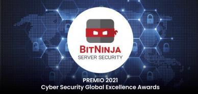 BitNinja vince il premio 2021 Cyber Security Global Excellence Awards