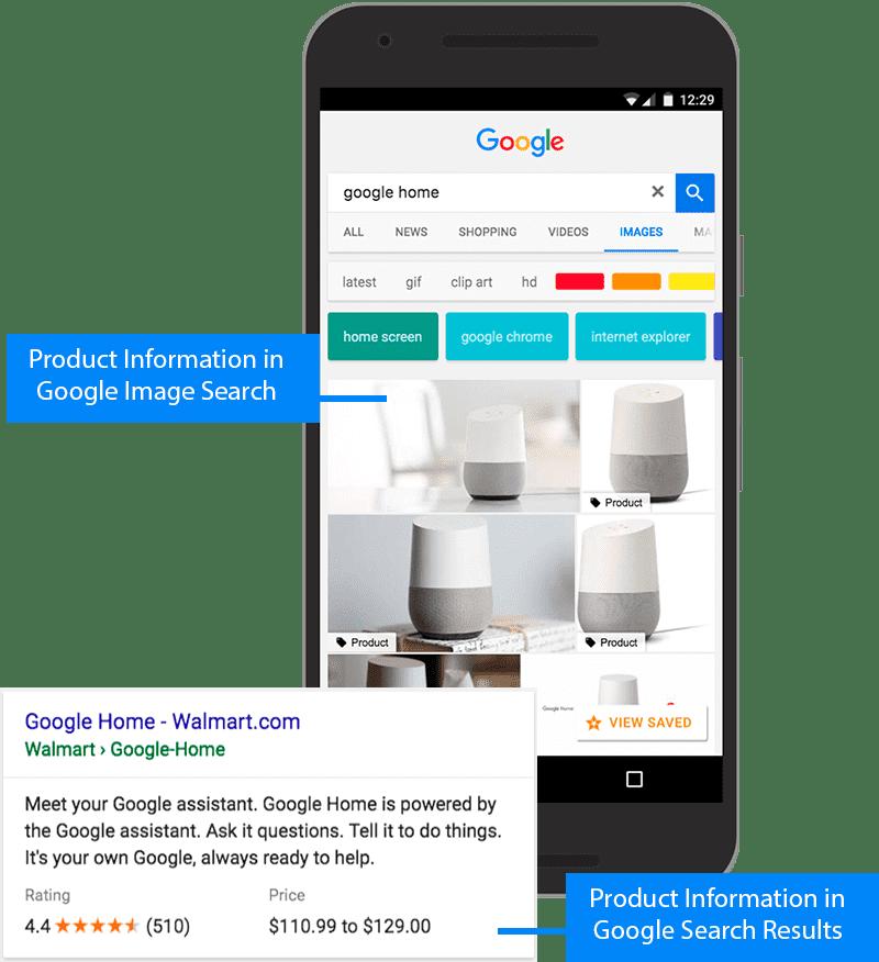 aggiornamento Google per le recensioni prodotti
