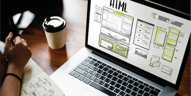 principi fondamentali del web design
