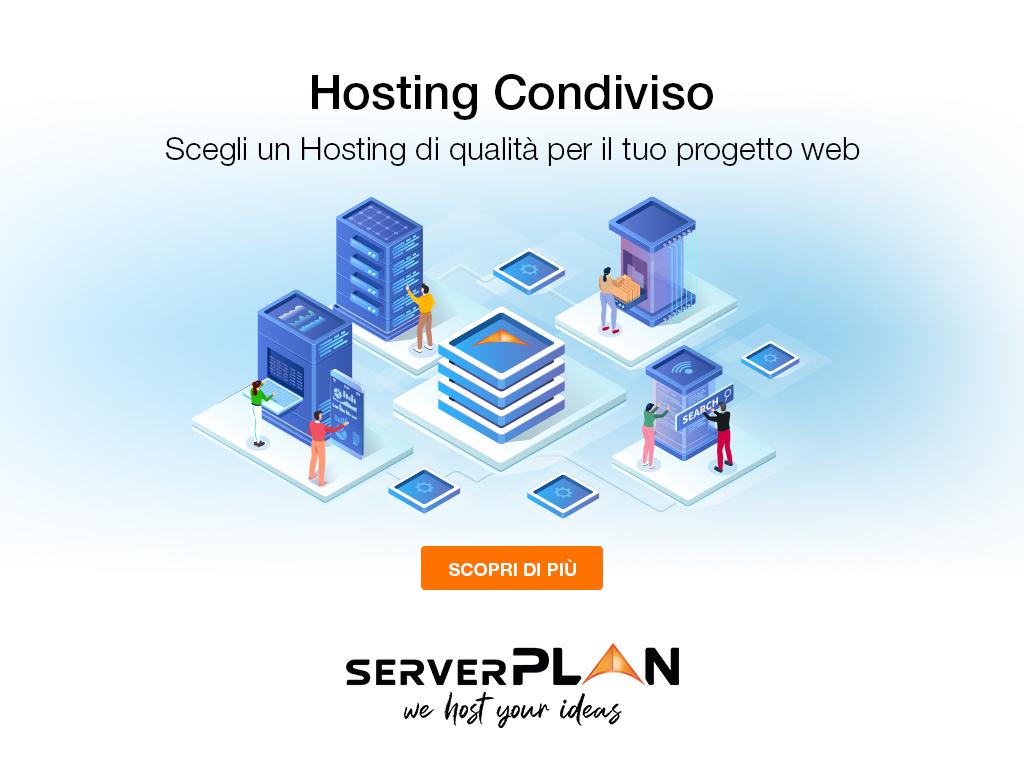 hosting condiviso